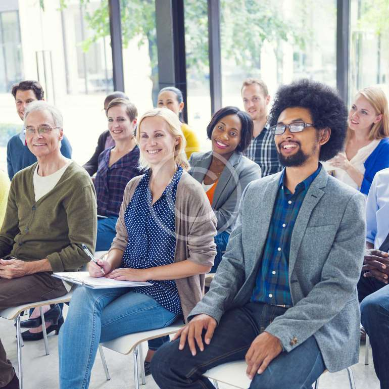 Seminar: Develop Your Personality